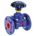 Saunders Diaphragm Valves