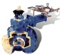 AWWA Ball Valves Figure R201 Resilient-Seated Ball Valve for Pump Control
